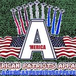 American Patriots Apparel Logo9 12 Transparent Background Smaller