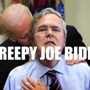 Creepy Joe Biden Gear
