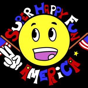 Super Happy Fun America Collection