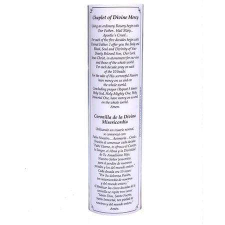 american patriots apparel candle one size red white blue divine mercy led flameless candle 27953033379942