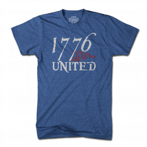 1776 United Logo Tee (Limited) T-Shirt American Patriots Apparel