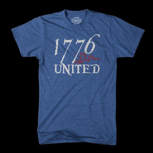 1776 United Logo Tee (Limited)
