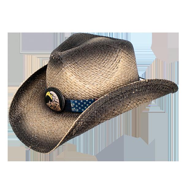 Big Jim Drifter Black Cowboy Hat - American Patriots Apparel