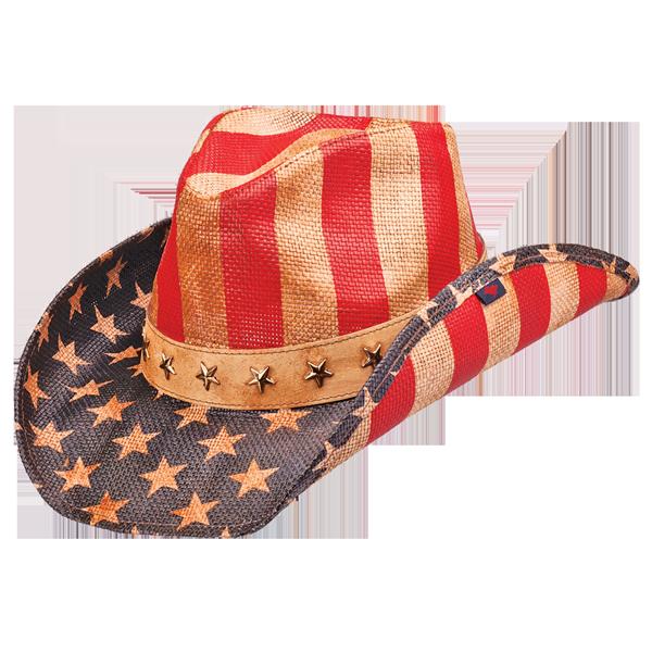 Justice Drifter Cowboy Hat