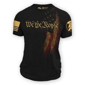 We the People Men's T-Shirt American Patriots Apparel