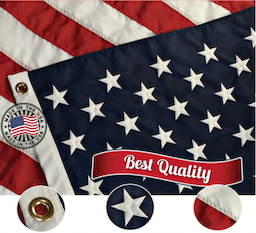 Made in USA Flags