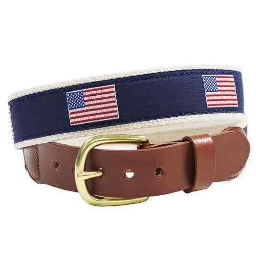 American Flag Belt (8 Sizes)