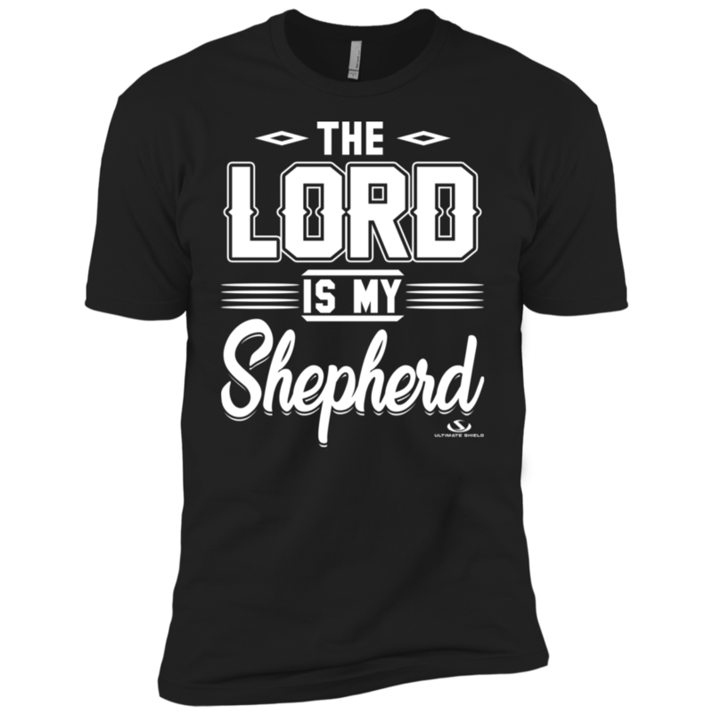 The Lord Is My Shepherd T-Shirt (13 Variants)