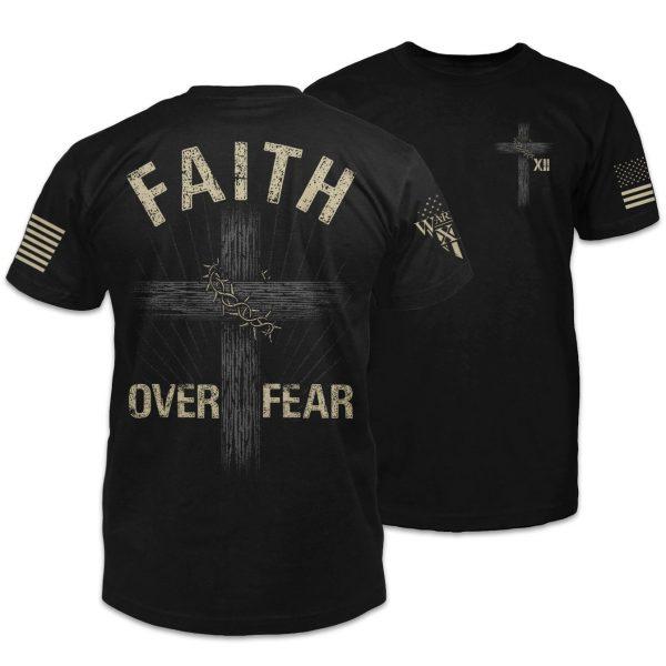 faith over fear shirt combo 1344x