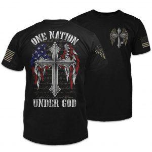 one nation under god shirt combo 1344x