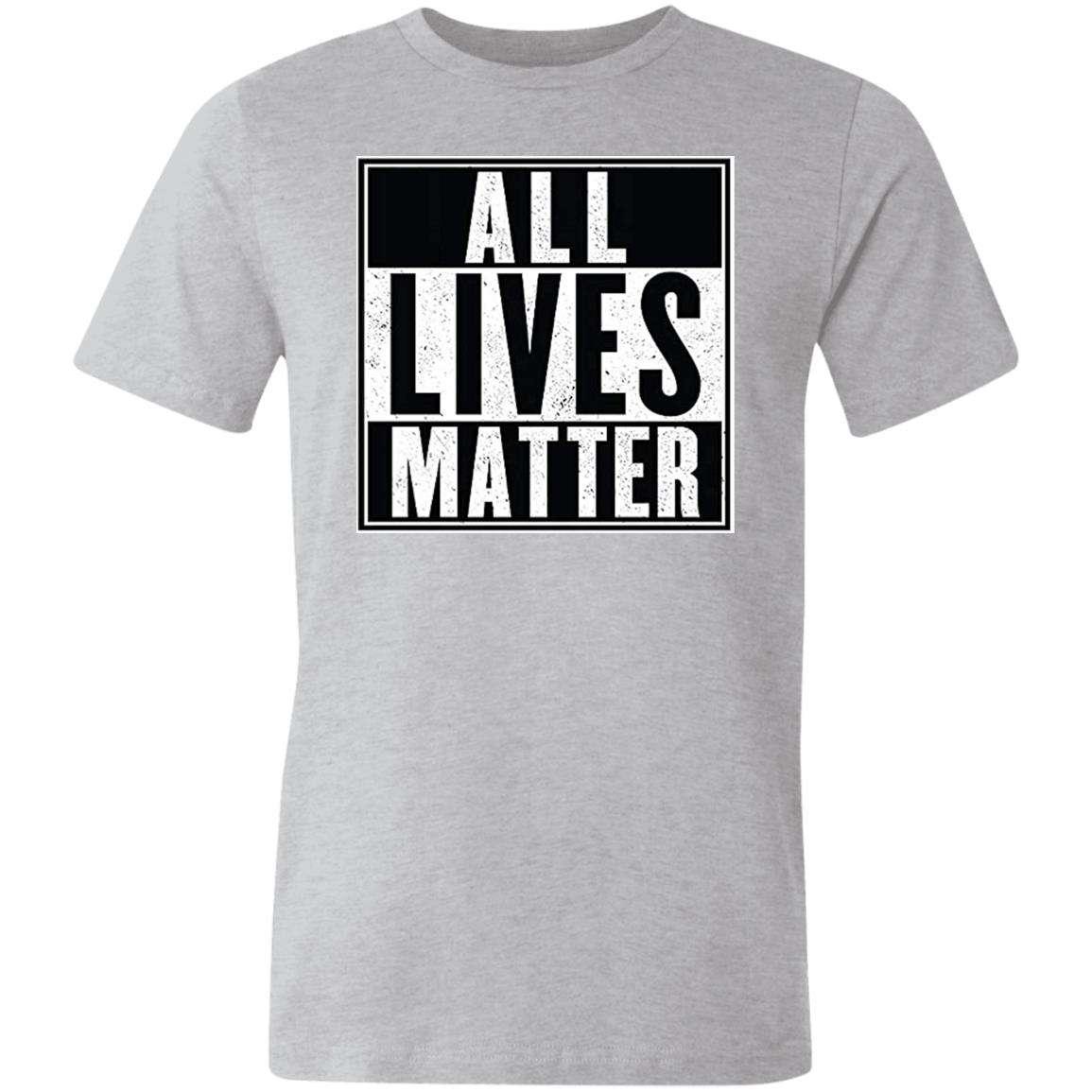All Lives Matter Tee (6 Variants)