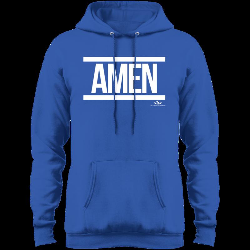 Amen Fleece Pullover Hoodie (6 Variants)