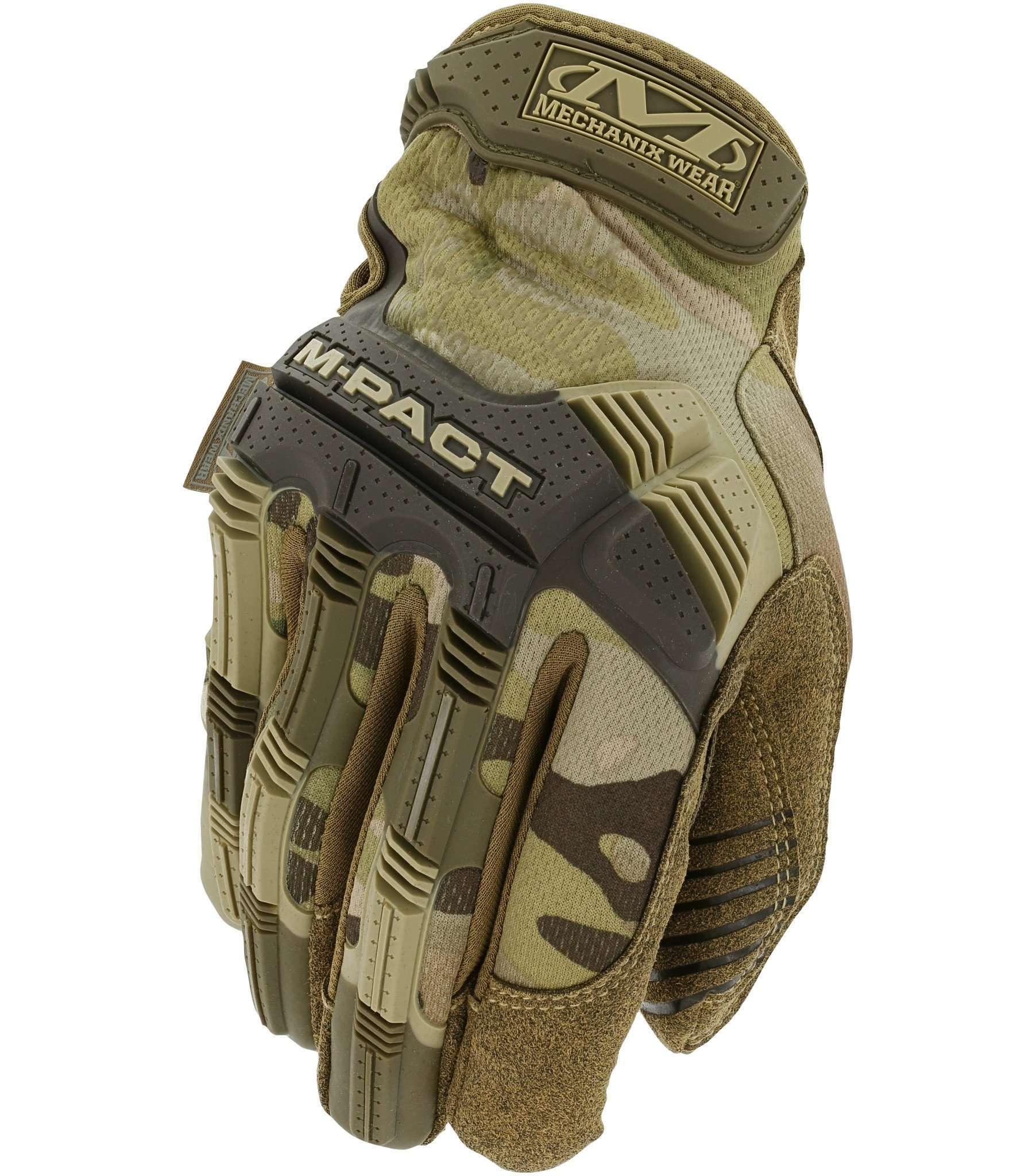Mechanix Wear M-Pact Multicam Gloves