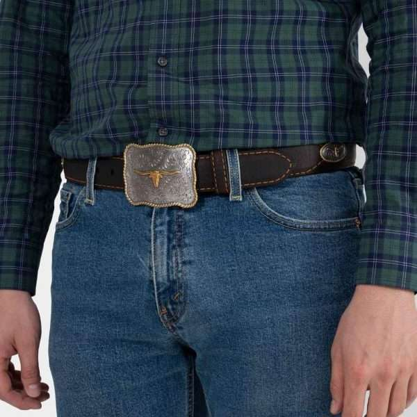 vintage bison usa texas dark brown 7 1000x