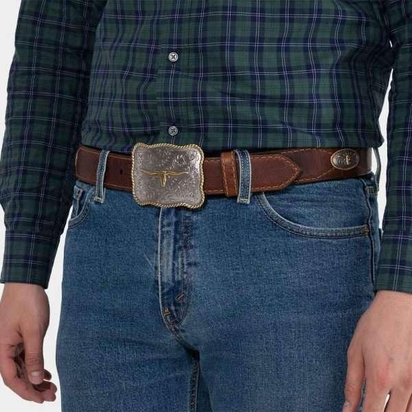 vintage bison usa texas saddle 7 1000x