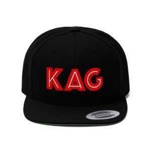 Keep America Great KAG Snapback Hat