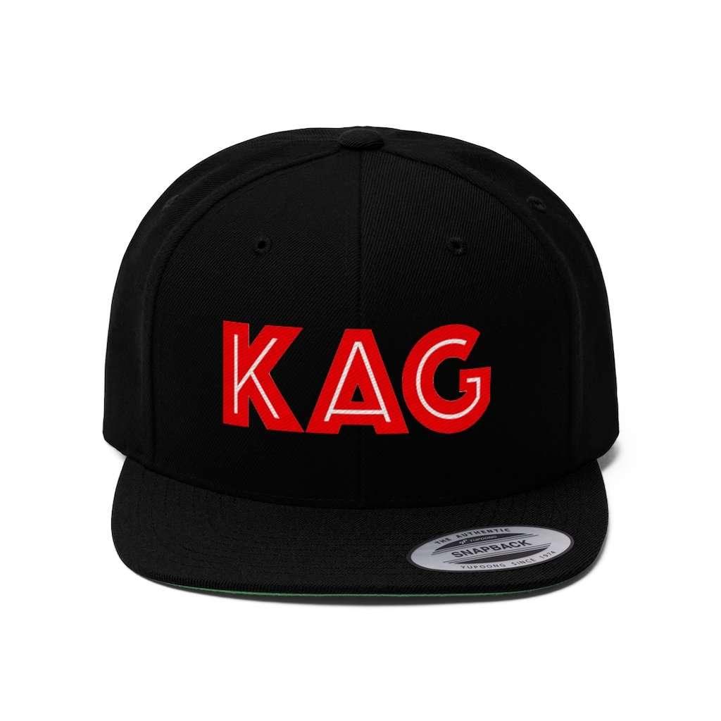Keep America Great KAG Snapback Hat (5 Variants)