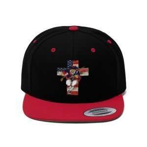 American Patriots for God and Country Snapback Hat