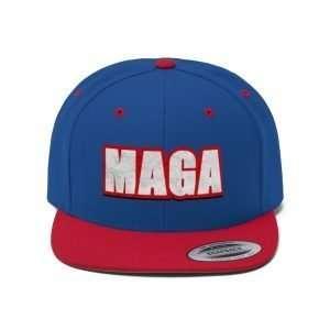 Make America Great Again MAGA Snapback Hat